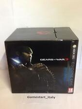 GEARS OF WAR 3 EDIZIONE EPIC COLLECTOR'S EDITION (XBOX 360) NUOVO NEW ITA