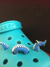 3D Monster/Dragon Shoe Charm For Crocs & Jibbitz Wristbands. Free UK P&P.