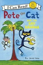 Pete the Cat and the Bad Banana by James Dean (2014, Hardcover, Prebound)