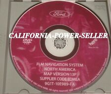 2006 2007 2008 2009 Ford Lincoln Mercury Navigation DVD 2015 Map Update 13P
