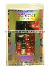 BRITNEY SPEARS Eau De Parfum RADIANCE .5 oz Spray FOR WOMEN Great Gift (Boxed)