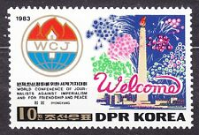 KOREA Pn. 1983 MNH** SC#2313 10ch, World Conference of Journalists Against Imp