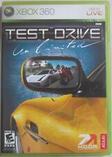 XBOX 360 LIVE Test Drive Unlimited