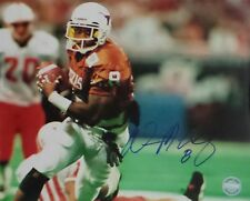 Wayne McGarity University of Texas Signed Autographed 8x10 Photo FSG Authentic A
