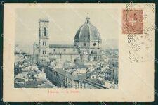 Firenze Città cartolina XB4143