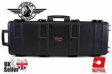 Nuprol grand fusil hard case-noir-airsoft/fusil peli style case