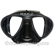 Spearfishing Mask / Freedive Mask / Diving Mask by MAKO Spearguns