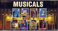 GB 2011 MUSICALS PRESENTATION PACK No.452