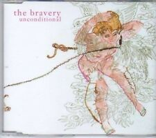 (BA447) The Bravery, Unconditional - 2005 DJ CD