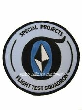 USAF Air Force Black Ops Area 51 Special Projects Flight Test Squadron Patch New