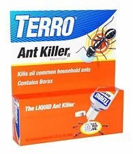 NEW TERRO Liquid ANT KILLER Elimination of the Queen & Entire Colony FAST-ACTING
