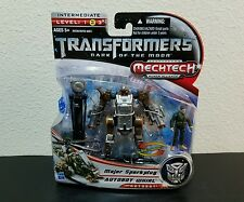 Transformers DOTM Human Alliance Autobots Whirl w Major Sparkplug MISB NEW RARE