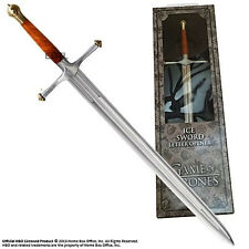 "NEW Game of Thrones Collectable NED STARK Letter Opener 23cm  9"" ICE BLADE SWORD"