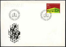 Liechtenstein 1969 Europa FDC First Day Cover #C16565