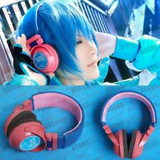 Dramatical Murder DMMd Seragaki Aoba Cosplay Headphones Top Grade By ASCOSing