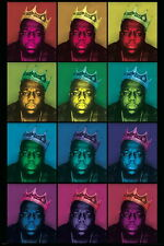 "089 The Notorious B.I.G - Biggie Smalls American Rapper Music 14""x21"" Poster"