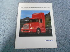 1997 VOLVO VN SERIES NON-SLEEPER TRACTORS DEALER SALES BROCHURE PV835-378