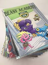 Beast Academy Complete Set - Guide and Practice Books for 3A through 5C! - New