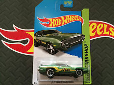 Hot Wheels 71 PLYMOUTH ROAD RUNNER