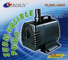 Resun Flow 4800 L/h Kreiselpumpe 4,5m Pumpe Förderpumpe Süß- und Meerwasser