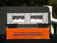 LIONEL TRAIN POSTWAR FORT KNOX GOLD BULLION TRANSPORT CAR 6445 W/BOX EXC USA