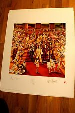 The ROLLING STONES It's Only Rock and Roll Album Art Print Official S/N Edition