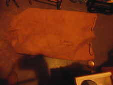 CANADIAN ARMY OFFICERS KIT BAG, WW2 WORLD WAR TWO, EXTRA LARGE SIZE