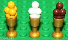 Lego 3x Ice Cream NEW!!!