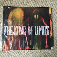 "Radiohead - The King Of Limbs - Rare 2011 Limited double vinyl 10"" LP pack"