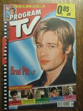PROGRAM TV 16 (14/4/2000) BRAD PITT STALLONE