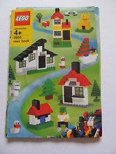 LEGO 3600 @@ NOTICE / INSTRUCTIONS BOOKLET / BAUANLEITUNG