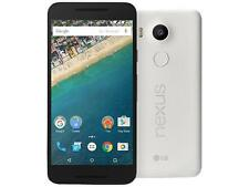 LG Google Nexus 5X 32GB Unlocked Smartphone Quartz White International version N