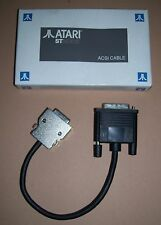 NEW Atari ST Book laptop portable computer DB19 DMA ACSI hard drive cable BOXED