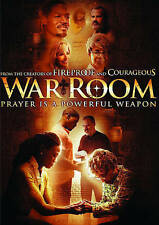 War Room DVD Movie, Priscilla C. Shirer (2015) Drama, Widescreen