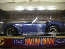 Brand New  1964 Shelby Cobra 427S/C 1/18 Scale Die Cast Metal