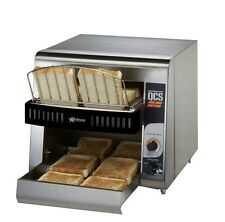 Star Holman 10In Wide Conveyor Toaster 350 Bread Slices Per Hour - Qcs1-350