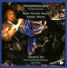 Edward H. Tarr, trompette Concertos pour trompette, New Music