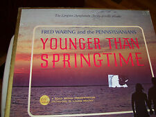 FRED WARING AND THE PENNSYLVANIANS YOUNGER THAN SPRINGTIME-5 ALBUM + XMAS ALBUM