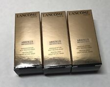3 * 5ml Lancome Absolue Precious Cells Revitalizing Night Ritual Mask Sample NIB