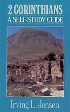 Second Corinthians- Jensen Bible Self Study Guide Jensen Bible Self-Study Guide