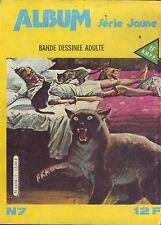 Elvifrance - Série Jaune Album N°7 - Le dernier scénario et Keuko - BE