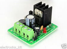 5V Voltage Regulator AC/DC to DC Step Down Converter LM7805 DIY Electronics