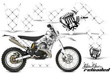 AMR Racing Gas Gas EC 250/300 Number Plate Graphics Kit Bike Decals 11-12 SSR W