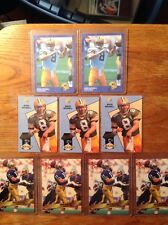 Mark Brunell Green Bay Packers Rookie Card lot 1993 Action Packed Edge Wildcard