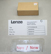 LENZe control control ETC.-NCE, 8 ejes 8 axes ETCHI008ACB
