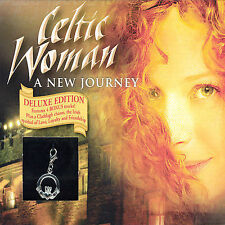 CELTIC WOMAN - A New Journey (deluxe w/free charm & bonus tracks) CD [K112]