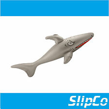 "INFLATABLE BLOW UP SHARK 90cm 36"" PIRATE BEACH POOL FANCY DRESS PARTY x99001"