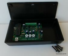 Ham Amateur Radio ID-O-Matic IV 4 CW Repeater Controller With ENCLOSURE!