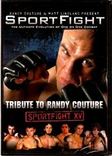 Sportfight: Tribute to Randy Couture (DVD, 2006) WORLDWIDE SHIP AVAIL!