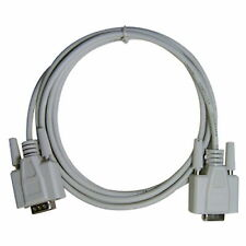 3M 10FT 9 Pin Extension Cable NEW Serial Direct Male to Female RS232 DB9 M-F